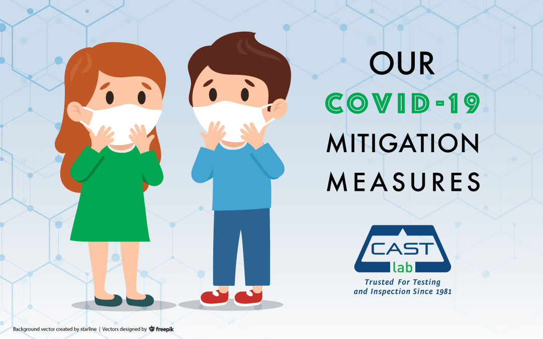 Our COVID-19 Mitigation Measures